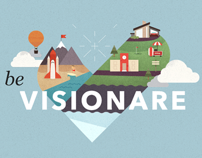 Visionare IOS Mobile App