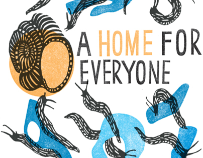 PosterForTomorrow - A home for everyone - exhibition