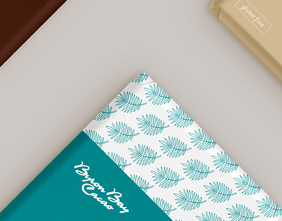 Byron Bay Cacao Packaging Design