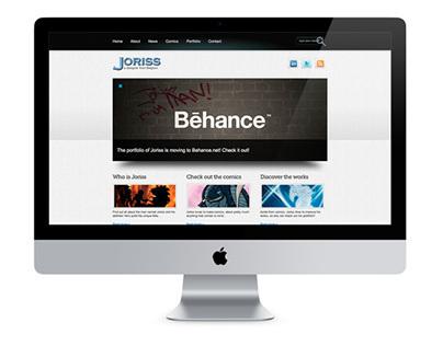 Webdesign Joriss.be