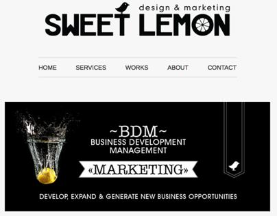 Sweet Lemon Design Studio