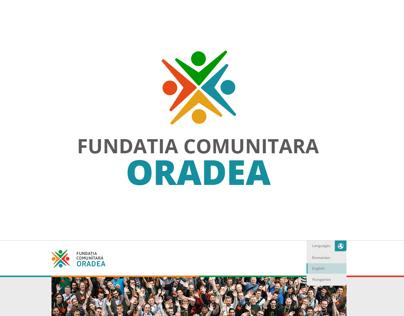 [Logo + Web] Fundatia Comunitara Oradea
