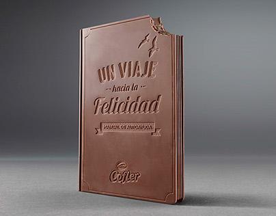 Self-help chocolate book - Cofler