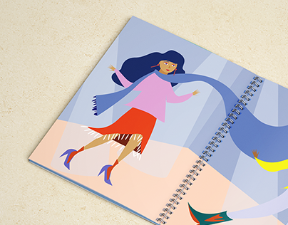 Friendship illustrations