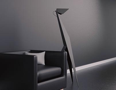 The Creature | Floor Lamp