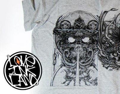 """T-shirts """"Skulls"""""""