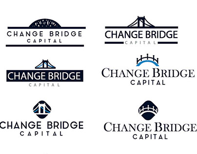 Logo design for capital investment company.