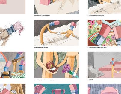 Animation Style Frames