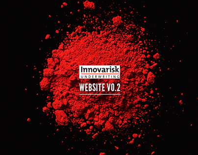Innovarisk Website V0.2