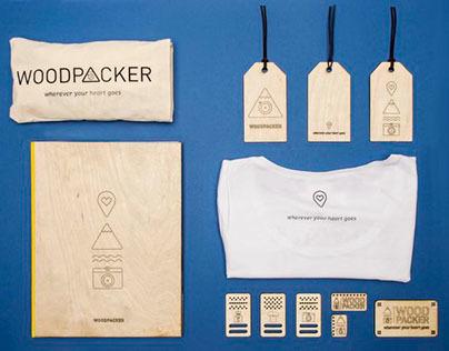 WOODPACKER™ - THE BRANDING