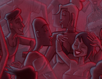 """""""El Beso"""" Dancing Club"""