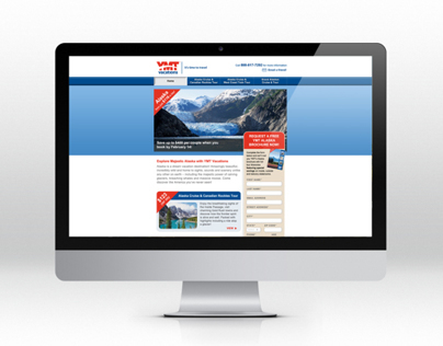 YMT Vacations –Mini site