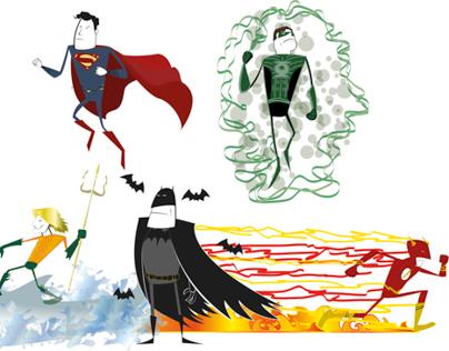 Heroes Serie, Part 1