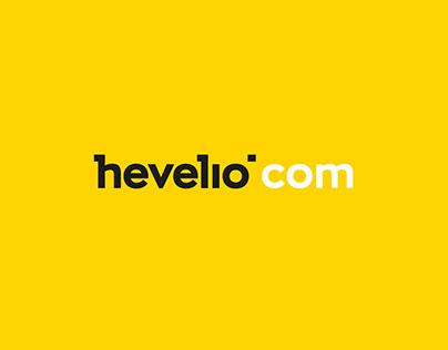 Hevelio Branding & Key Visual