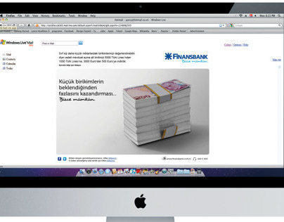 Accumulation' mailing Finansbank
