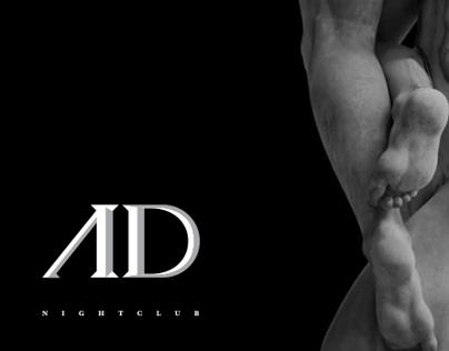 AD Nightclub / Branding Campaign