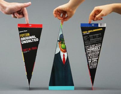 Package Design – Popcorn