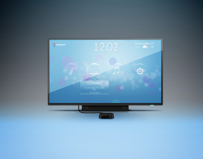 IPTV User Interface design