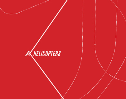 AK Helicopters. Change your perspective