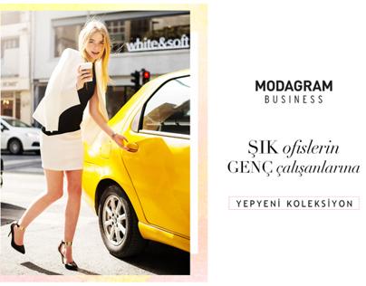 Modagram Business Line SS'14