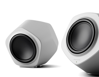 Free 3d model: BeoLab 19 by Bang & Olufsen