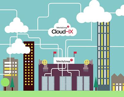 Telecity Cloud IX