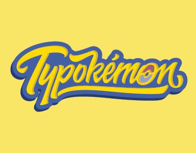 Typokémon - Calligraphy
