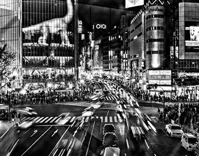 #1 SHIBUYA - Tokyo