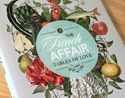 The French Affair - Cookbook