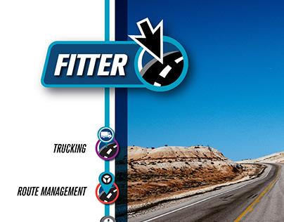 Rebranding - Fitter Inc.