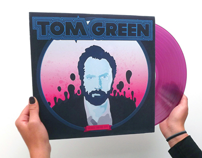 Tom Green's Greatest Youtube Hits Vinyl