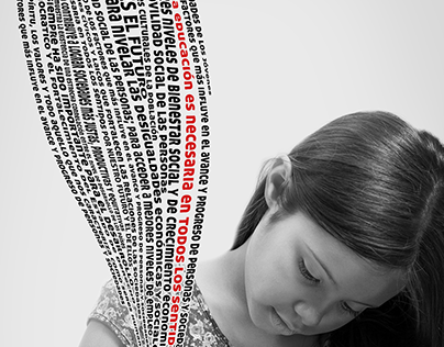 Child Education PSA Poster