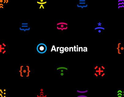 Argentina Minimalista