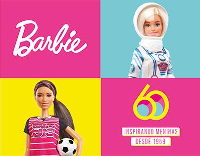 Barbie - 60 anos