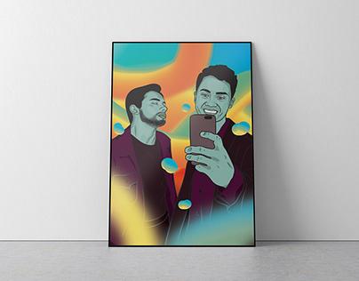 Custom Digital Portraits