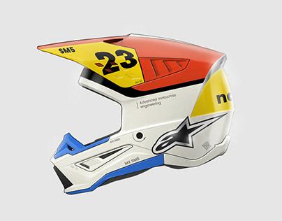 Helmet livery SM5