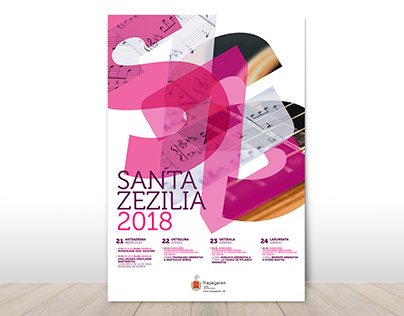 Santa Zezilia 2018