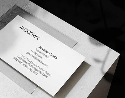 Mocowi - Coporate Identity Guide Design