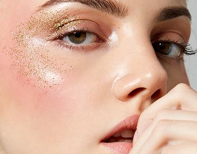 Glitter Beauty with Olesya