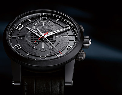 Montblanc - Flyback