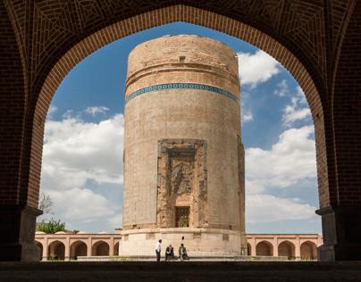 Tomb of Sheikh Haidar