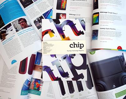 Chip Magazine - Final University Project
