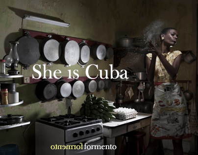 Naivys, She is Cuba