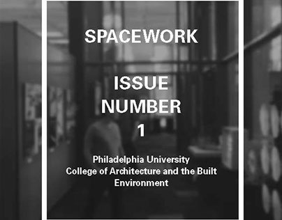 SPACEWORK:  ISSUE NUMBER 1