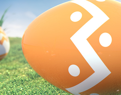 Nickelodeon Easter Ident - 2012