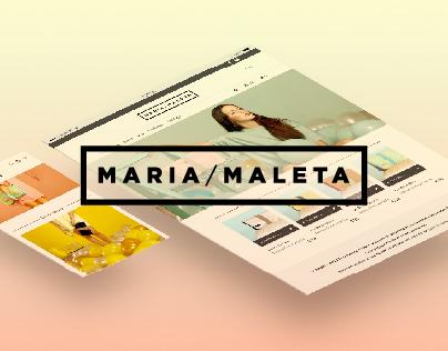 MARIA / MALETA Website
