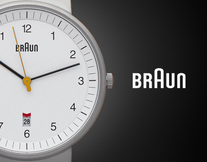Braun watch | Photography
