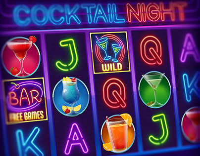 Cocktail night SLOT