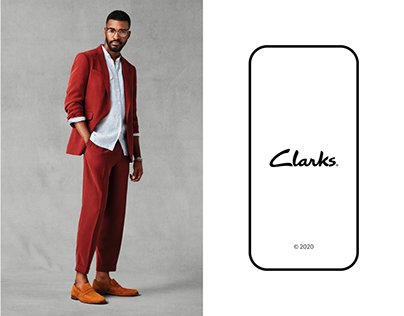 Clarks — redesign concept