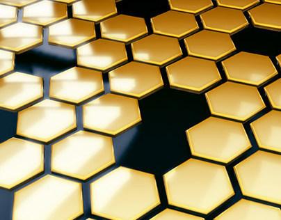 Bee Financial - Branding